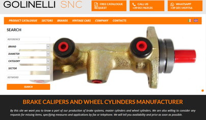 Brake Calipers and Wheel Cylinders Manufacturer